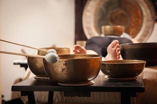 Singing Bowls Chakras Balancing...