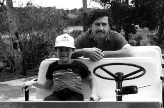 Pablo Escobar tur