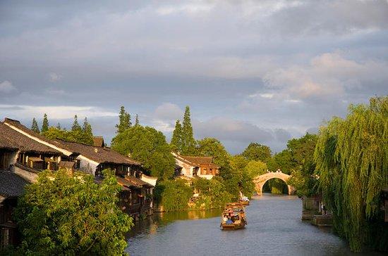 上海からの1日間のWuzhen Water Townツアー