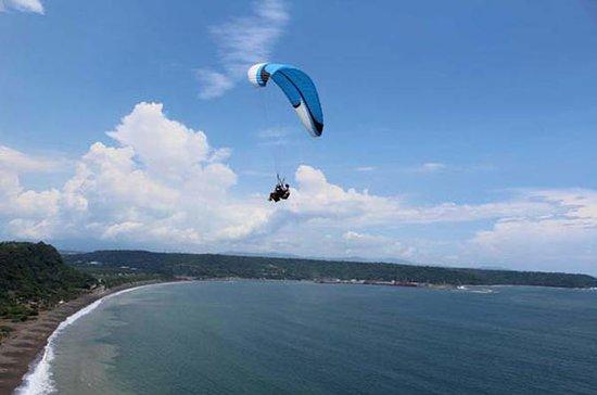 Hel dag Paragliding, varma källor och ...