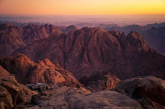 Mont Sinaï Sunrise Climb de Charm...