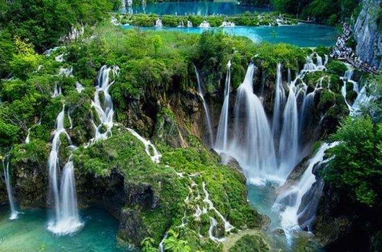 Plitvice Lakes Tours fra Zagreb