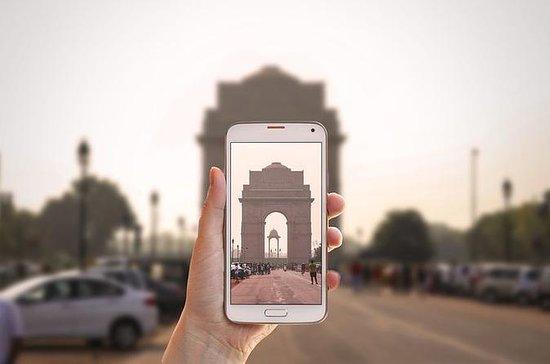 Gamle og nye Delhi bytur