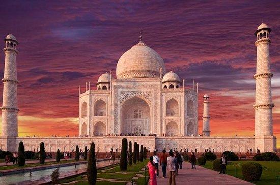 All Inclusive Day Trip til Taj Mahal...