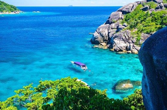 Wow Andaman Tagesausflug zu den Similan Inseln von Khao Lak
