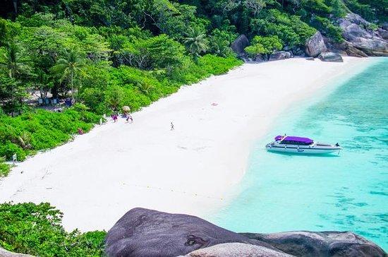 Viaje de un día a las islas Similan...
