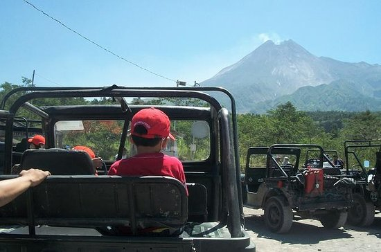 Merapi Volcano Jeep's Ride