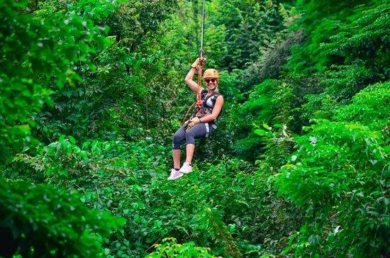 Hilltop Tamarindo Ziplining
