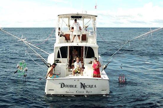 Offshore Charterfischerei aus Quepos...