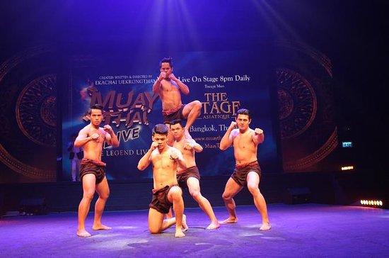 Muay Thai Live - La légende vit