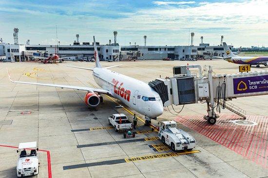 Bangkok Airport to Bangkok Hotel...