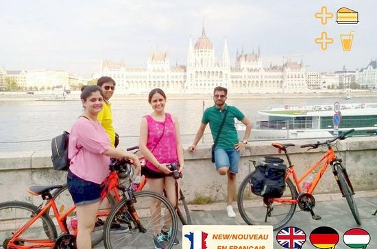 GENIESSEN SIE BUDAPEST BIKE TOUR