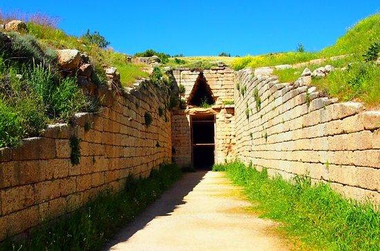 Mythical Argolis - Mycenae, Nafplio...
