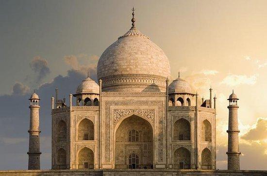 Overnatning i Agra Tour