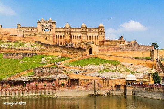 Jaipur Overnatningstur fra Delhi