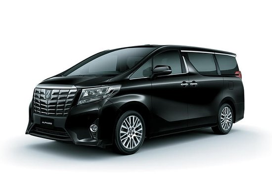 PRIVATE MINIVAN FROM CITY CENTRE TO...
