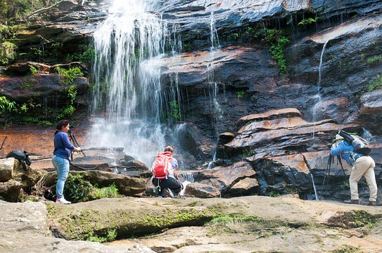 Blue Mountains Waterfalls Photography...