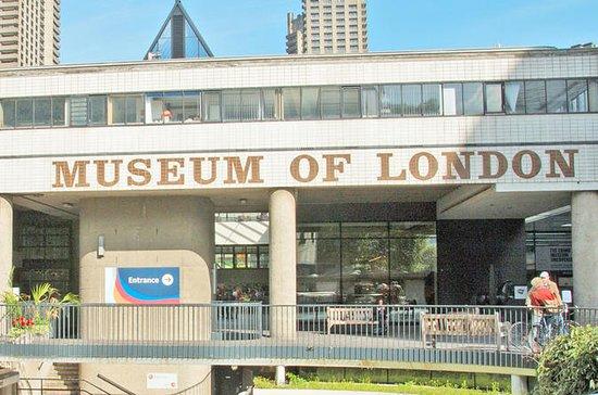Time Travel på Museum of London...