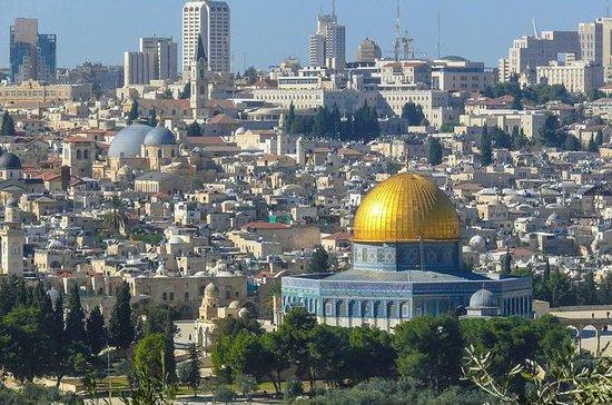 Excursão particular a Jerusalém e Mar...