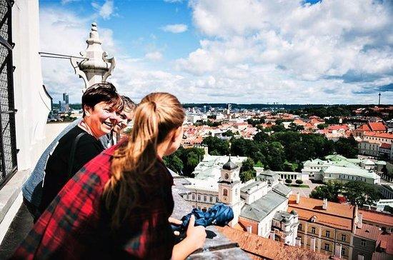 Vilnius privado: tour de 3 horas de...
