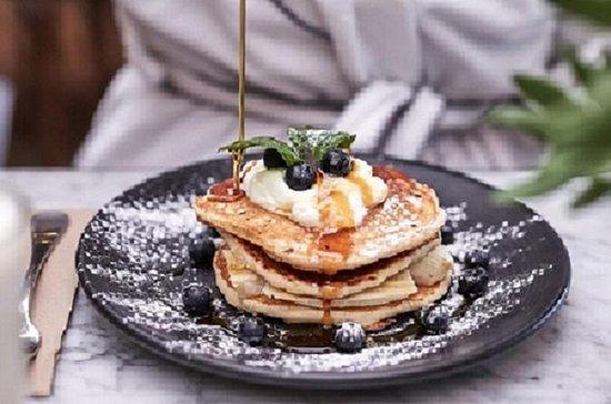 ペニンシュラホットスプリングス:朝食とバター