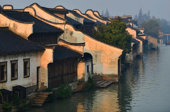 Private Transfer between Wuzhen Water...