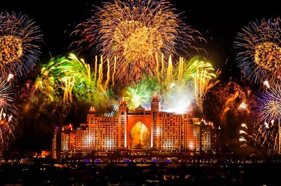 New Year's Eve Celebration: Deluxe Marina Dinner Cruise