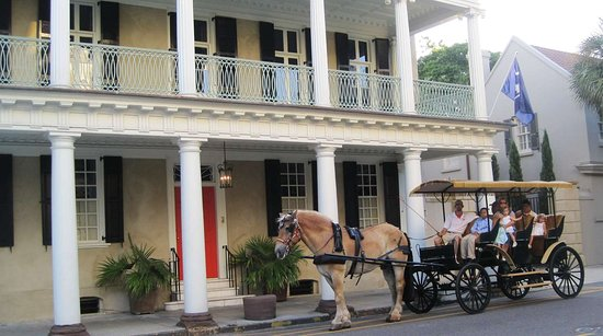 DoubleTree by Hilton and Suites Charleston - Historic District Hotel