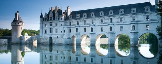 Thore-la-Rochette, Франция: Visit of Chenonceau castle during your tour