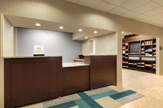 Hampton Inn Denville / Rockaway / Parsippany: Reception