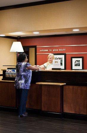 Pine Bluff, AR: Hotel
