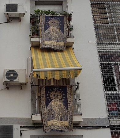 Villanueva de Cordoba, Spain: Virgen de Villanueva de Córdoba