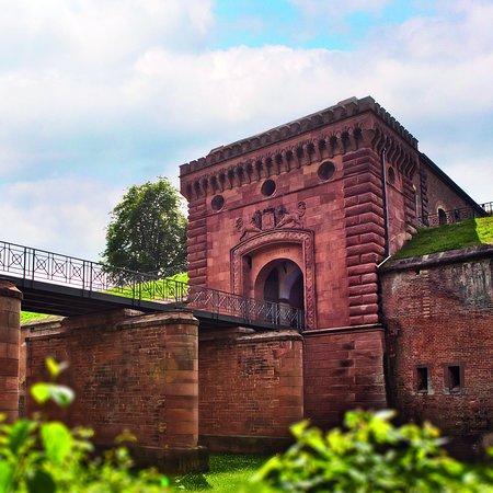 Germersheim, Duitsland: Das Weißenburger Tor