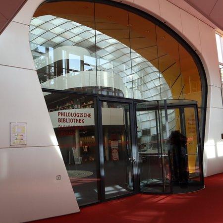 Philologische Bibliothek der Freien Universitaet Berlin