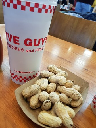Five Guys Picture