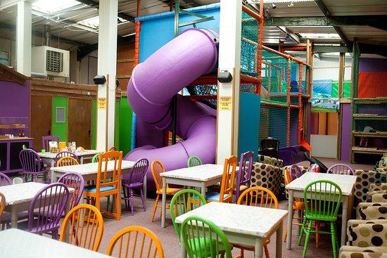 Barney's Playbarn