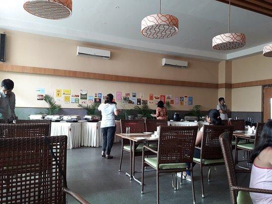 Burdwan, Indien: Restaurant