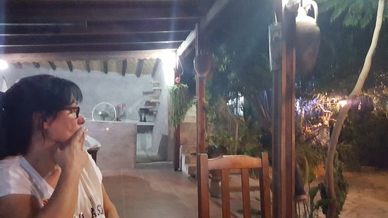 Ozankoy, Cyprus: AWAITING FIRST COURSE
