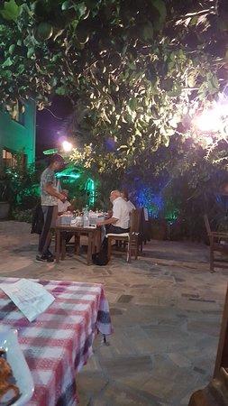 Ozankoy, Cyprus: OTHER GUESTS ENJOYING THE RAKI