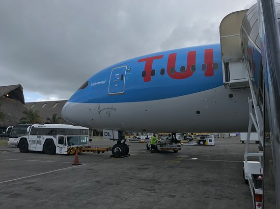 Foto de TUI fly Belgium (formerly Jetairfly)