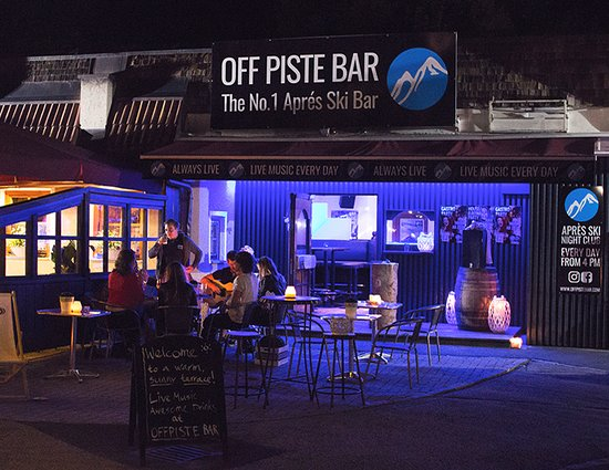 Off Piste Bar - Apres Ski Bar & Night Club