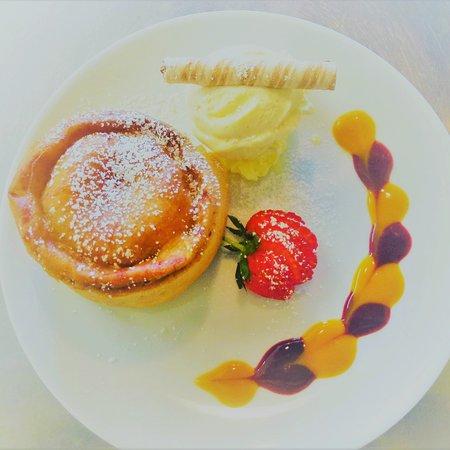 Amazing desserts.......