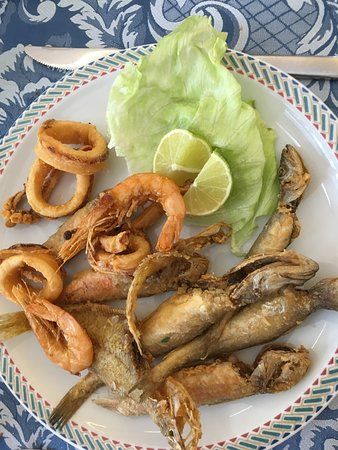 Ristorante Sirena: tasty daily sea food