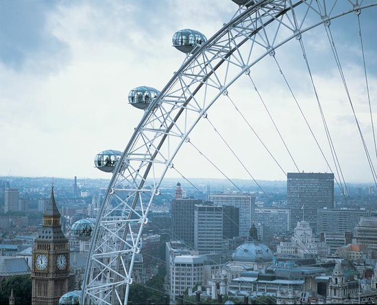 London Eye (El ojo de Londres)