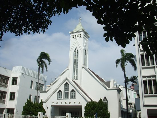 Thai Peng Keng Maxwell Memorial Church