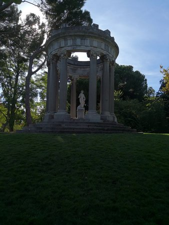Parque de El Capricho Foto
