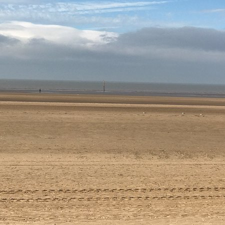Plaża Crosby Beach
