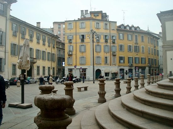 Piazza Sant'Alessandro