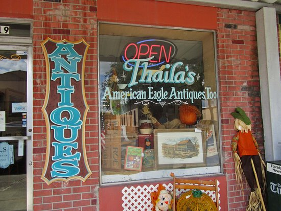 Thaila's American Eagle Antiques Too