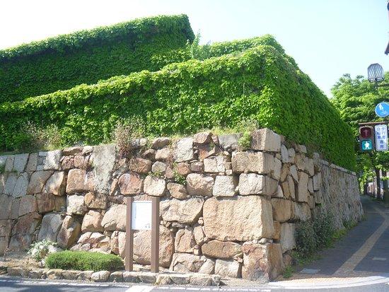 The Site of Okayama Castle Ishiyama Gate